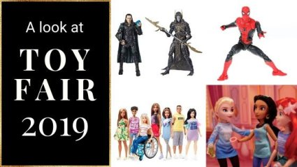 A look at Toy Fair 2019.