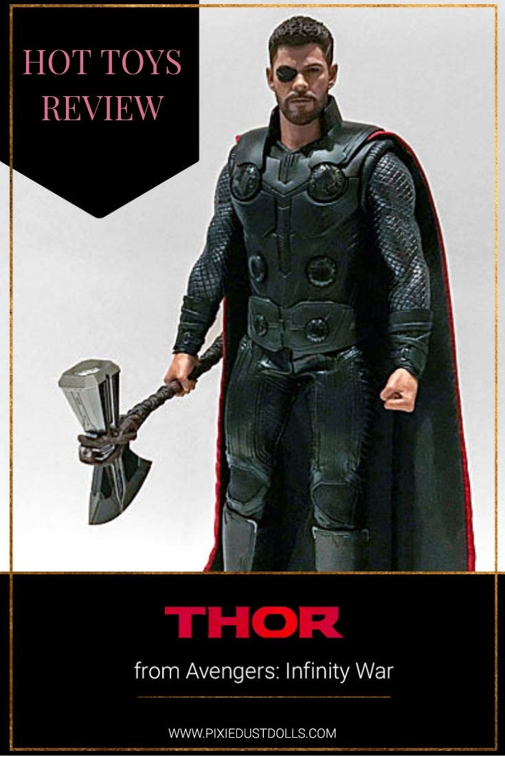 Hot Toys Review: Avengers: Infinity War Thor.
