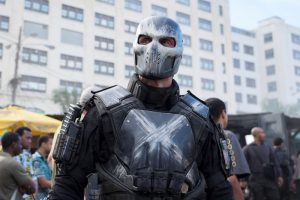 Crossbones in Captain America: Civil War.