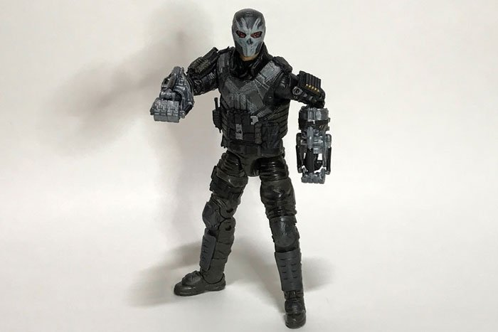 Marvel Legends Crossbones Figure.