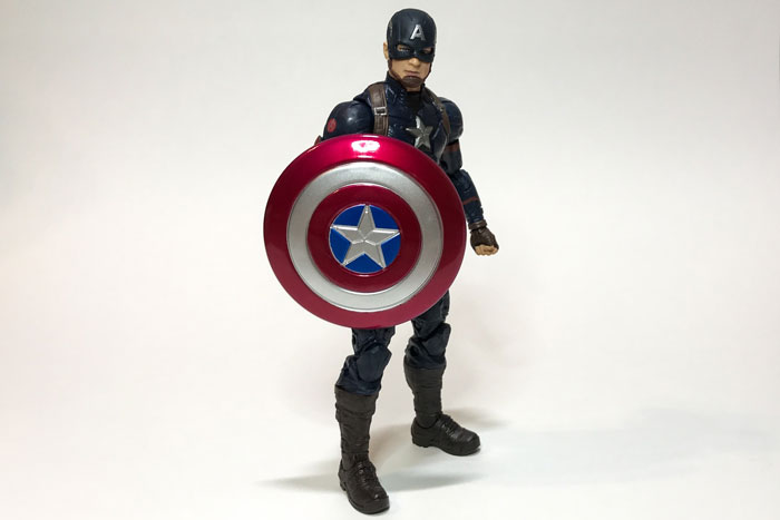 Marvel Studios: The First Ten Years Captain America.
