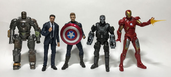 Marvel Studios: The First Ten Years Legends Review.