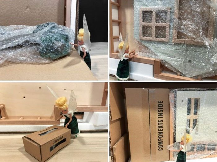 Tink Unboxing Treehouse.