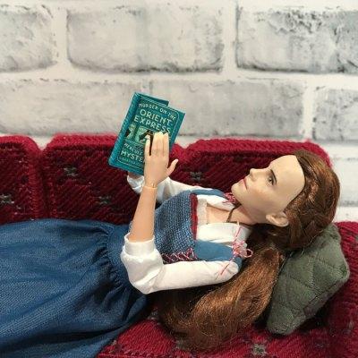 SAH Activities: Read A Book.