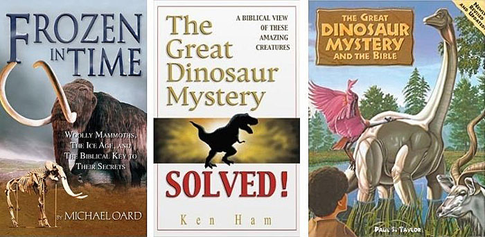 Recommended books for Creationists.