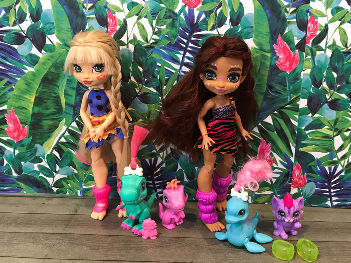 Cave Club Dino Baby Crystals Review.