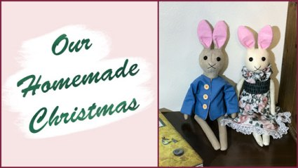 Our Homemade Christmas Feature Image.