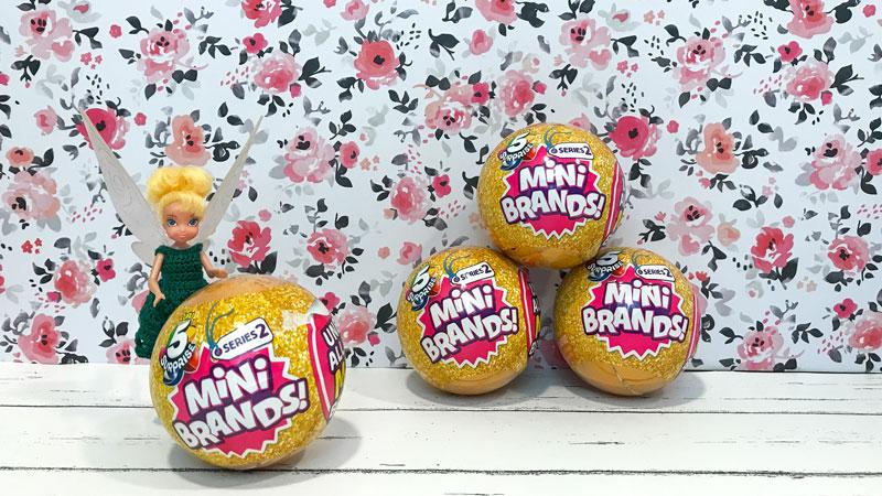 5 Surprise Mini Brands Series 2 Review--pixiedustdolls.com.