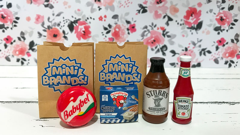 5 Surprise Mini Brands Series 2 Unboxing.
