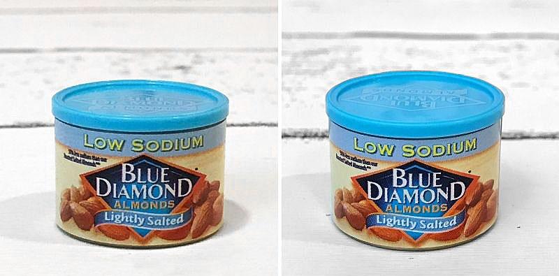 5 Surprise Mini Brands: Almonds.