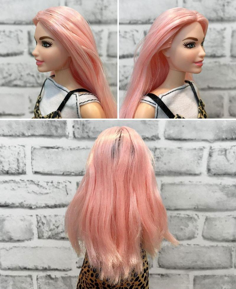 Barbie Fashionista 109 (back view).