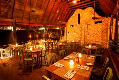 Rockhouse restaurant, Negril