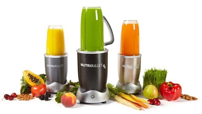 NutriBullet - from Kitchen Gadgets and Doo-Dads on pixiespocket - holiday gift guide 2017