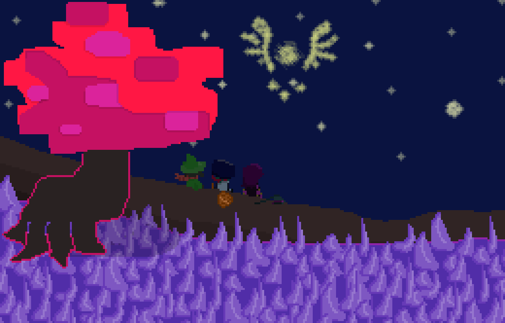 Pixilart - The Field Of Hopes And Dreams by Dat-Axolotl