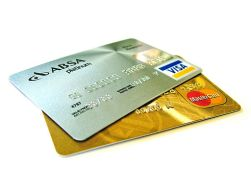Talk to a bankruptcy attorney when you can't pay your credit cards.