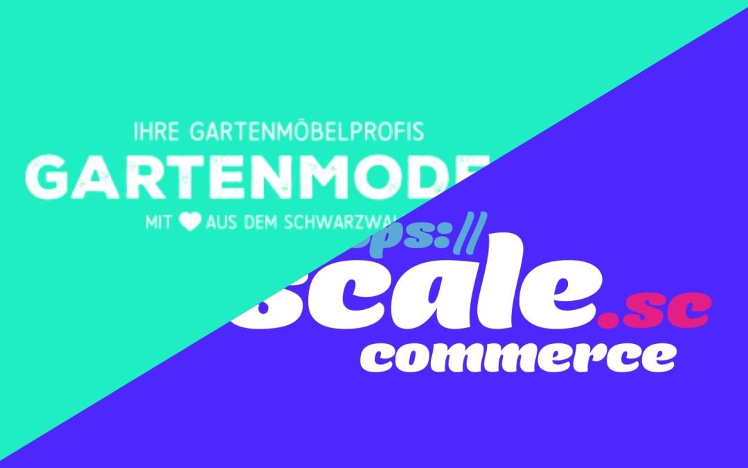 Blitzumzug zu ScaleCommerce: Die neue Heimat von gartenmode.de
