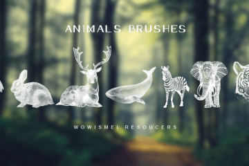 animals_brushes_by_wowismel