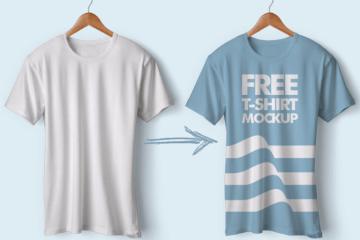 Free-t-shirt-mockup-download