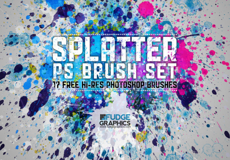 hi_res_splatter_ps_brush_set_by_fudgegraphics