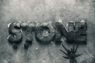 Free-3d-stone-text-style