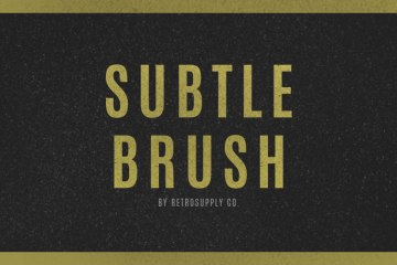 Free-subtle-brush