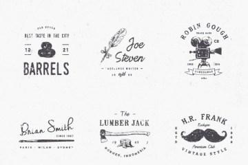 vintage-logo-free