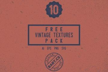 Free Vintage Texture Pack