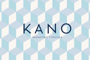 Kano-Free-Typeface