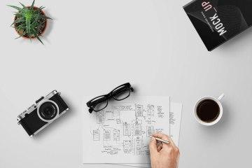 Realistic-Desk-Surface-Mockup