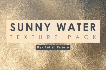 Sunny Water Texture Pack