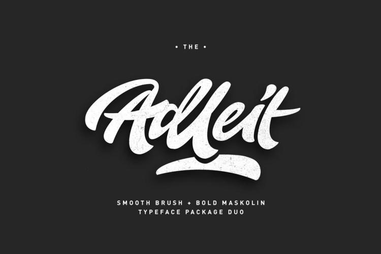 Adleit Script Free Demo