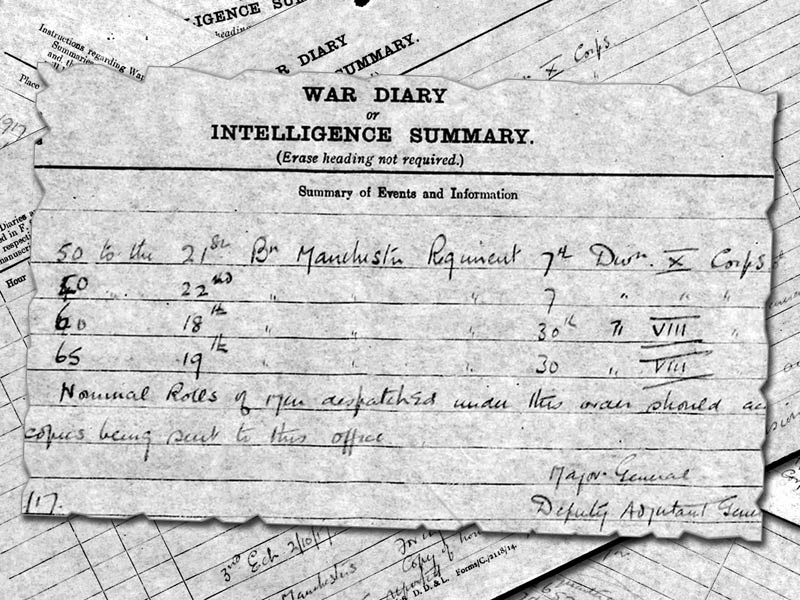 Oldham Historical Research Group World War 1 1914 1918