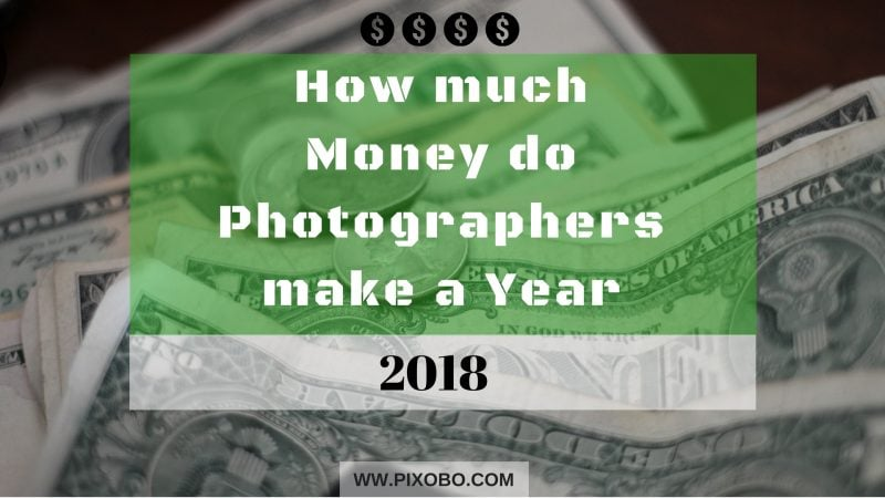 Money how much do photographers make