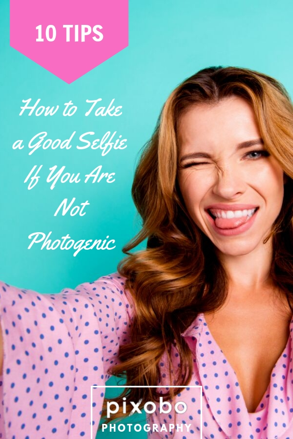 If you are not photogenic, that doesn\'t mean that you can\'t take a great selfie. In fact, taking a selfie is a skill and you can totally learn how to look good in pictures. There are plenty of tricks that you can use in order to look perfect in photos. So, we have prepared for you 10 tips on how to take a good selfie if you are not photogenic.  Also, learn why you turn out bad in selfies and with our \'\'how to take a good selfie\'\' tips you will look perfect in pictures every time. #goodselfie