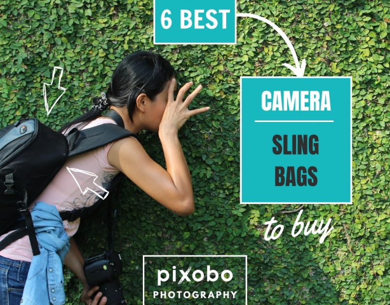6 Best Camera Sling Bags for Photographers