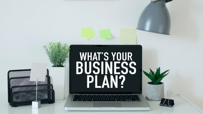Well-Thought out Business Plan
