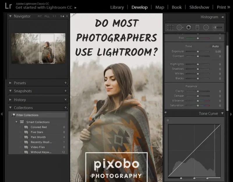 Do Most Photographers Use Lightroom