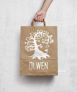 Logo ontwerp OLWEN PixPro