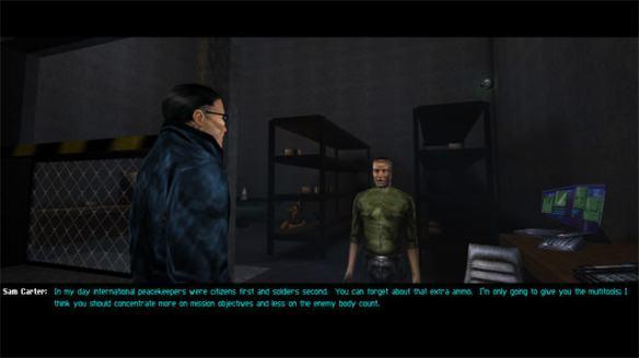 Deus Ex Day 4 Pixs Origin Adventures