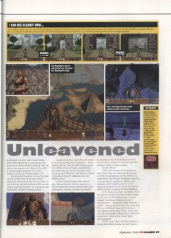 PC Gamer Ultima 9 Review - Page 2