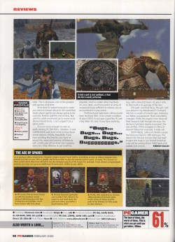 PC Gamer Ultima 9 Review - Page 3