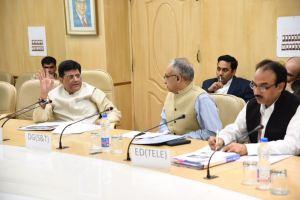 Review meeting-New delhi