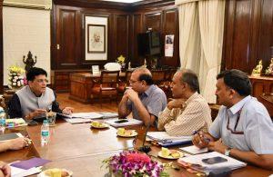 officials new delhi