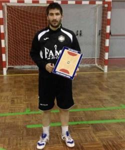 Jesús Cordobés - ASC Jerez Fútbol Sala