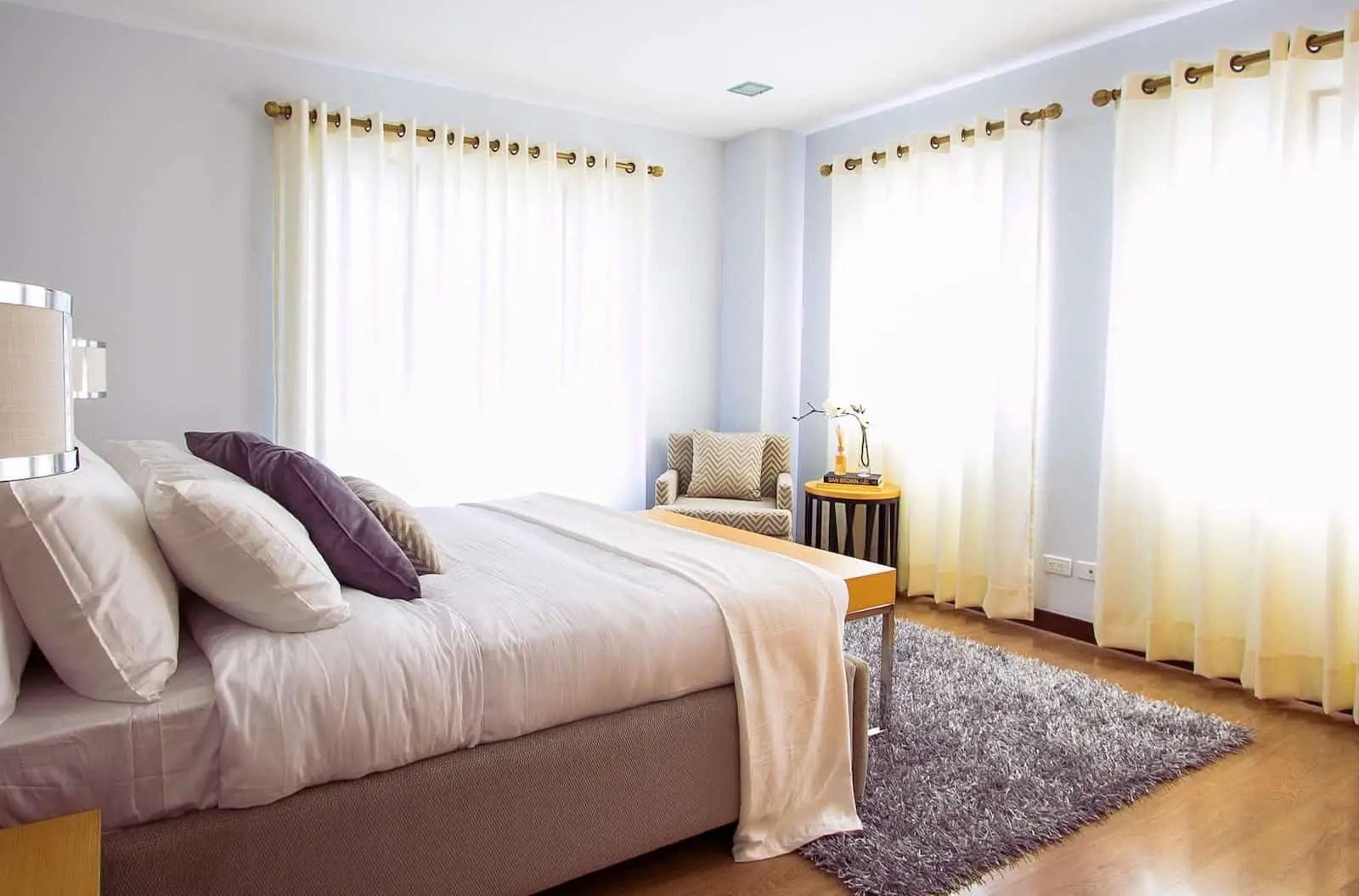 cortinas para dormitorios de matrimonio