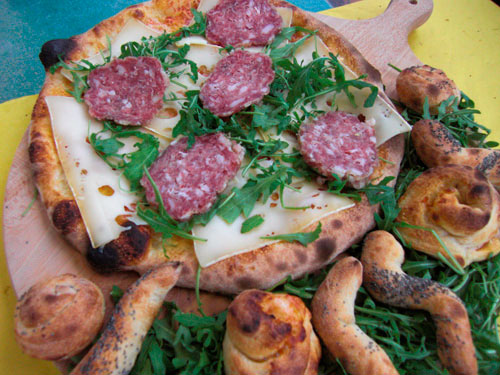 Pizza Planet – SanPellegrino