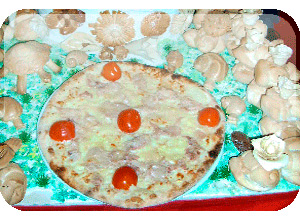 Pizza Planet – pizza la tartufo