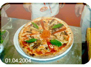 Pizza Planet – l'ortolana