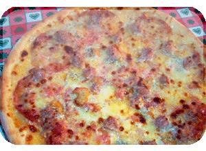 Pizza Planet – pizza tremenda