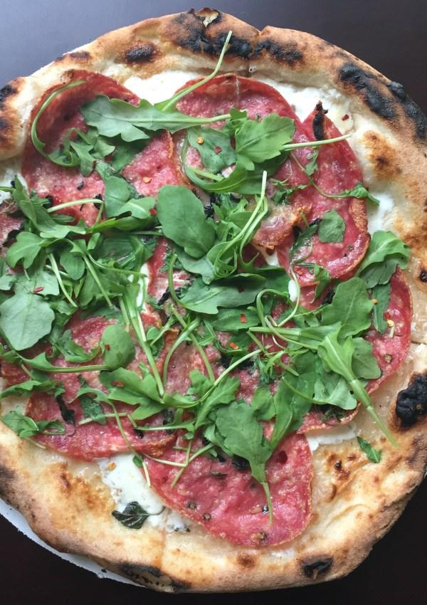 Posto Mobile Soppressata Pizza – Boston, MA